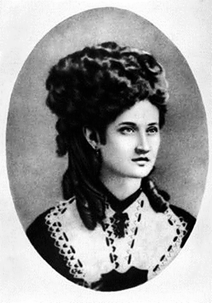Софія Окуневська, лікарка-гінеколог, відома українка