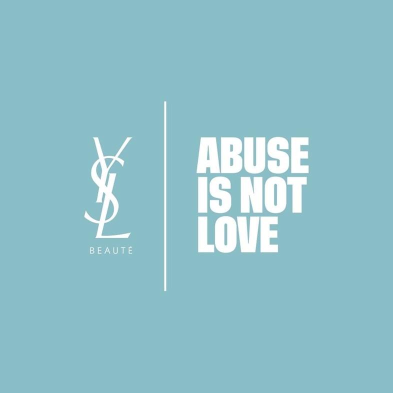 Насильство, Yves Saint Laurent, освітня програма
