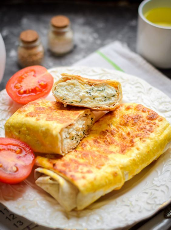 Лаваш, сир, рецепти