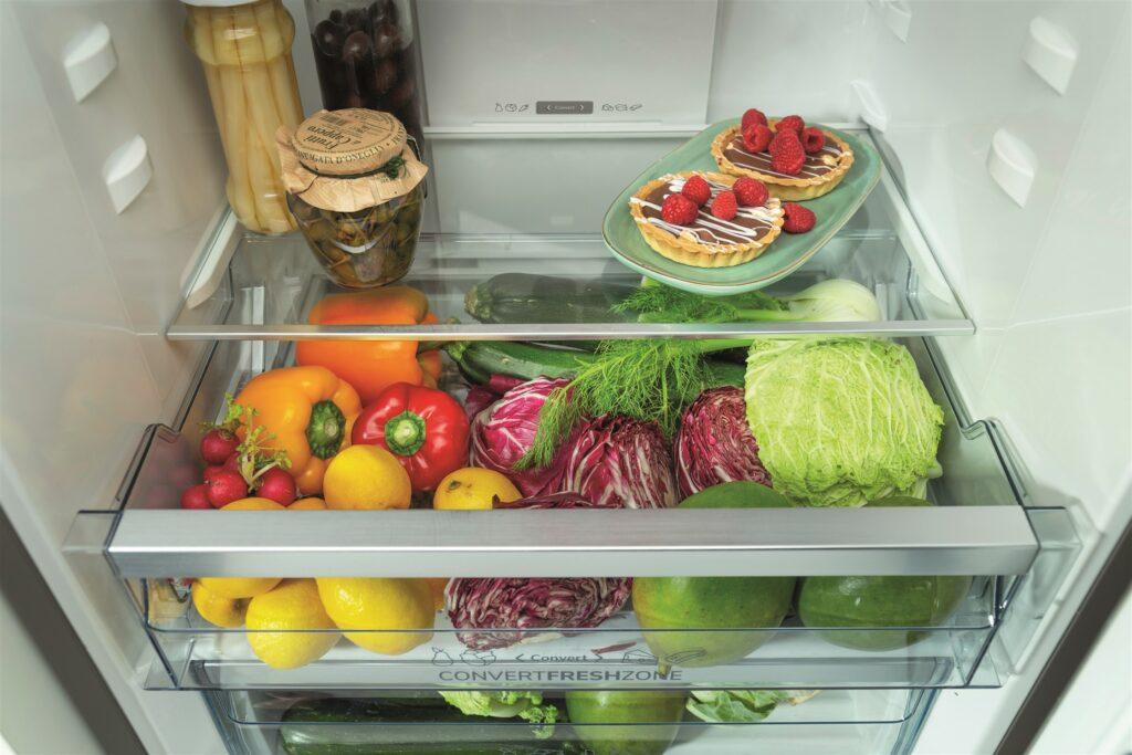 Як зберегти продукти свіжими: два секрети від Gorenje