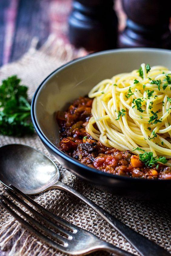 Спагеті, заправка