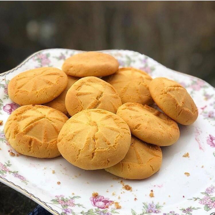 Сирно-яблучне печиво, випічка, дієтичний рецепт