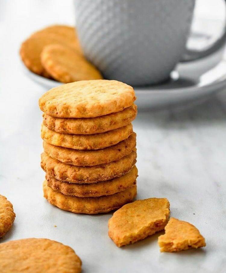 Печиво, рецепт печива, морквяне печиво