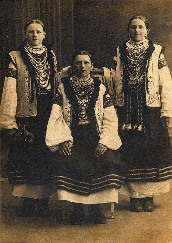 Українська молодь, ретрофотографія