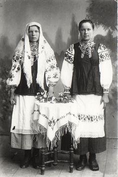 Українки, вбрання