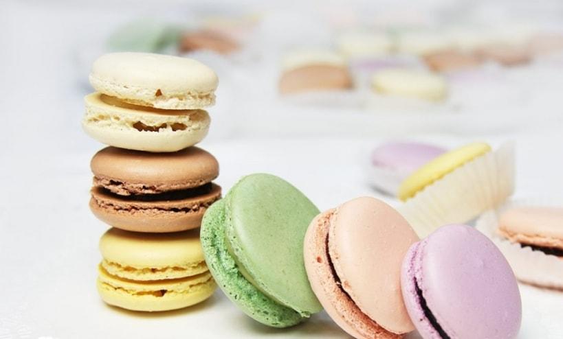 Макарон, десерт
