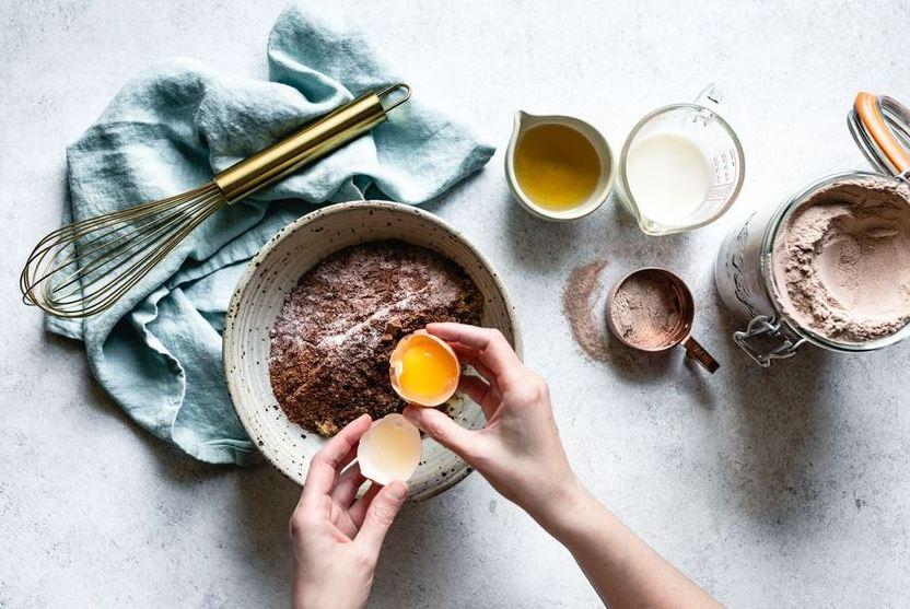 Випічка, рецепт приготування випічки