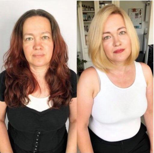 Як правильно підібрана зачіска змінює зовнішність жінки: 20 фотоприкладів