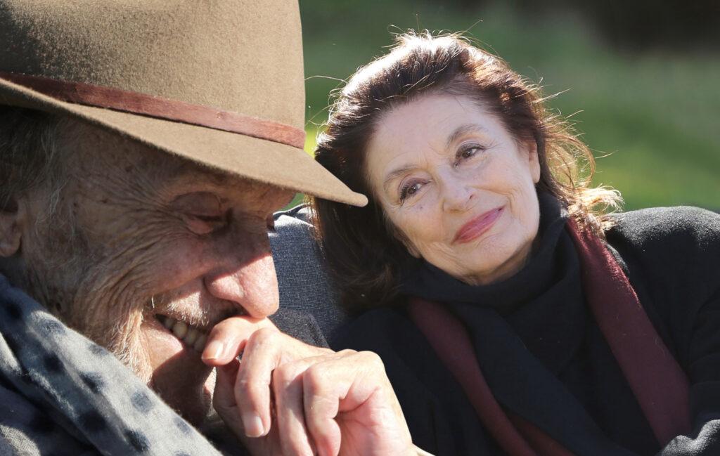 """Фільм """"Чоловік і жінка: Найкращі роки"""",  Жан-Луї Трентіньян, Анук Еме."""