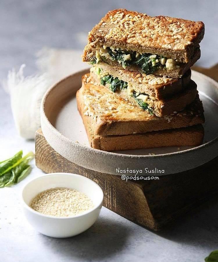 Сандвічі, рецепт сандвічів від Джеймі Олівера