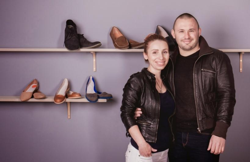 Karabadgak shoes: українське взуття, створене вручну