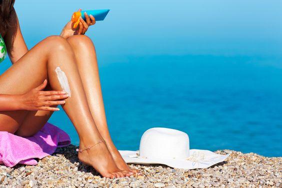 Як відновити шкіру обличчя після засмаги