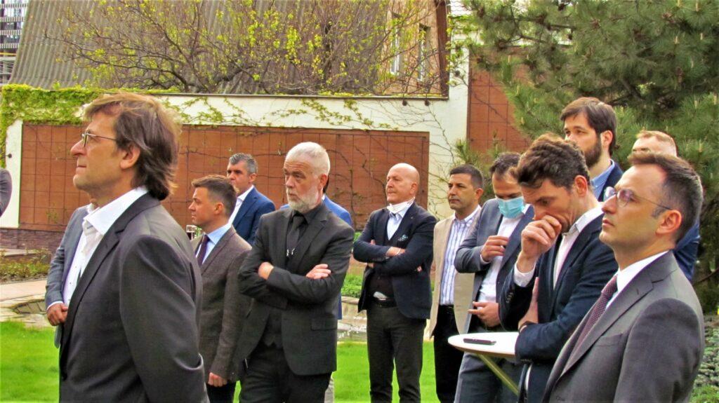Представники туристичного бізнесу, Посол Туреччини в Україні