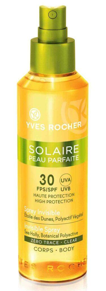 Сонцезахисна олія для тіла, захист SPF 30, Yves Rocher