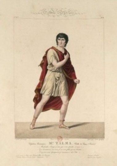 Історія появи короткої жіночої стрижки, образ Тита