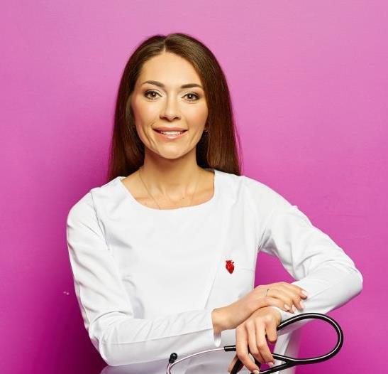 Кардіолог Наталія Іванюк, поради кардіолога, як зберегти серце здоровим