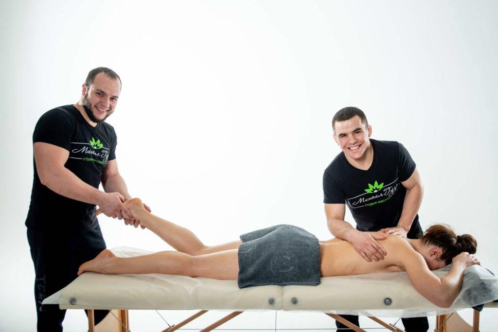 Ефект від моделюючого масажу, показник ефективності процедури